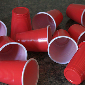 MDC Enterprises plastic cups Cups